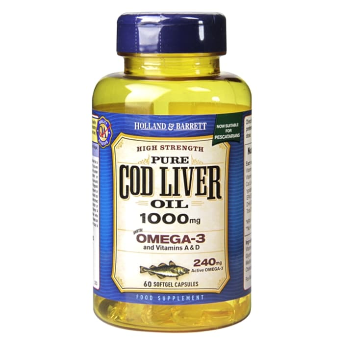 cod liver oil capsules side effects