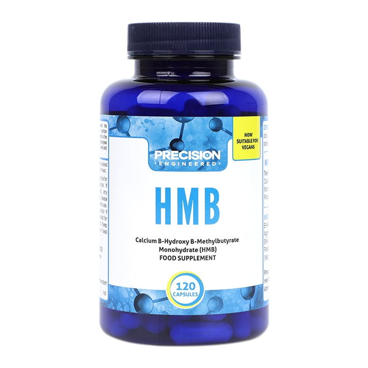 Precision Engineered HMB 120 Capsules