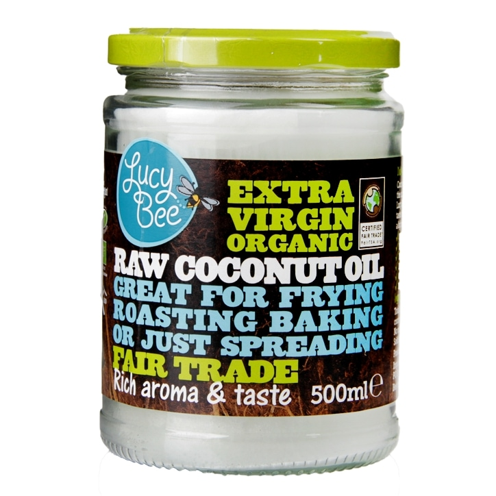 Lucy Bee Extra Virgin Coconut Oil 500ml