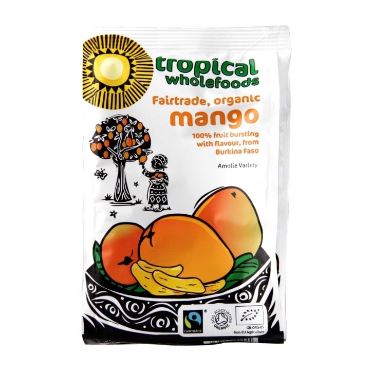 Tropical Wholefoods Organic Mango 100g