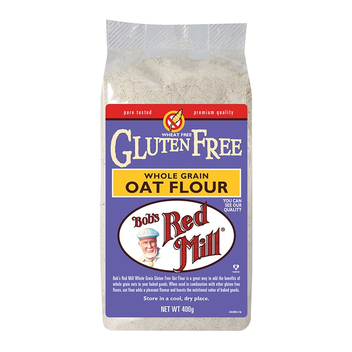 Bob's Red Mill Gluten Free Pure Oat Flour 340g