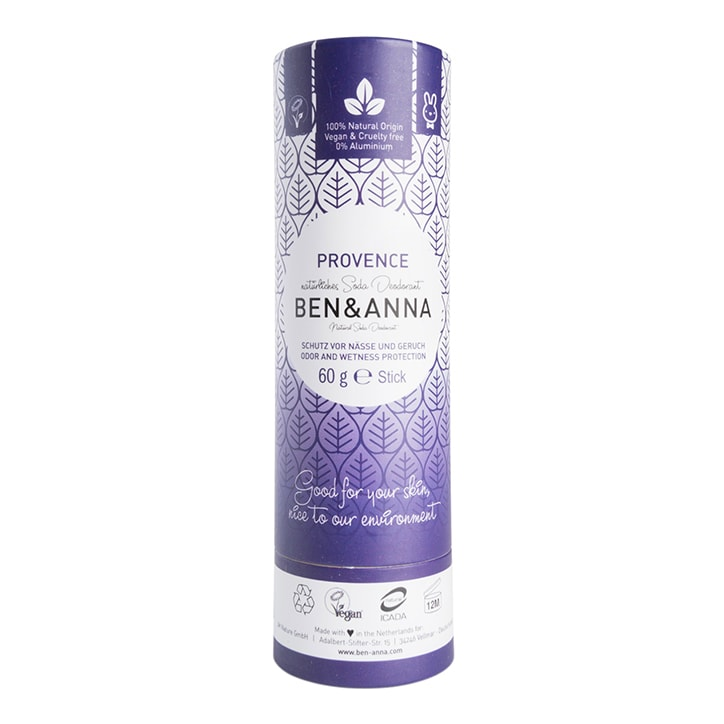 Ben & Anna - Provence Deodorant 60g