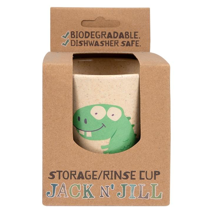 Jack N' Jill Storage/Rinse Cup Dino