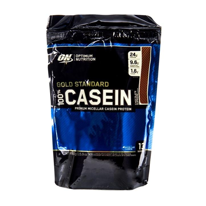 Optimum Nutrition Gold Standard 100% Casein Powder Chocolate 450g