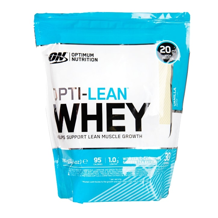 Optimum Nutrition Opti-Lean Whey Powder Vanilla