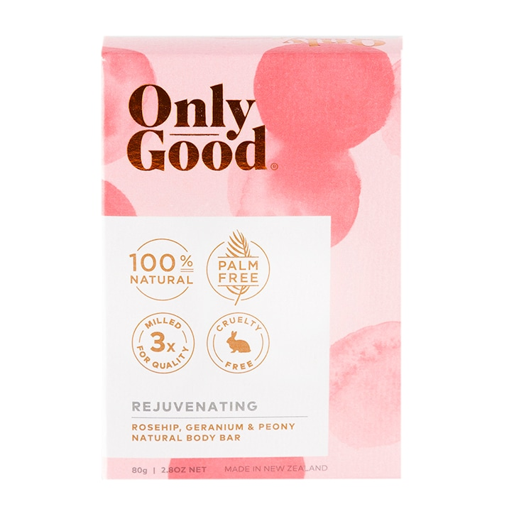 Only Good Rejuvenating Body Bar