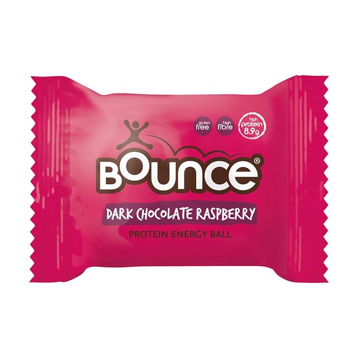 Bounce Dark Chocolate Raspberry 40g