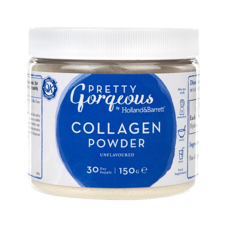 Pretty Gorgeous Marine Collagen Unflavoured Powder