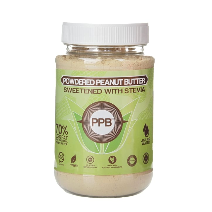 PPB Powdered Peanut Butter Sweetened with Stevia