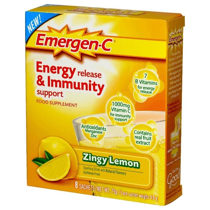 Emergen C Lemon