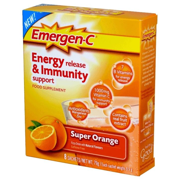 Emergen-C Sachets Orange