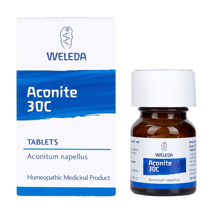 Weleda Aconite 30c 125 Tablets