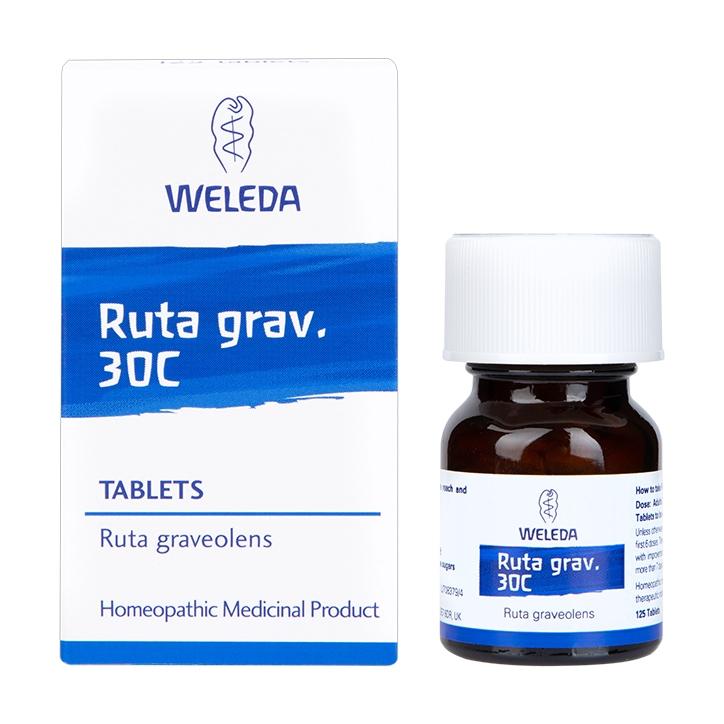 Weleda Ruta Grav 30c 125 Tablets