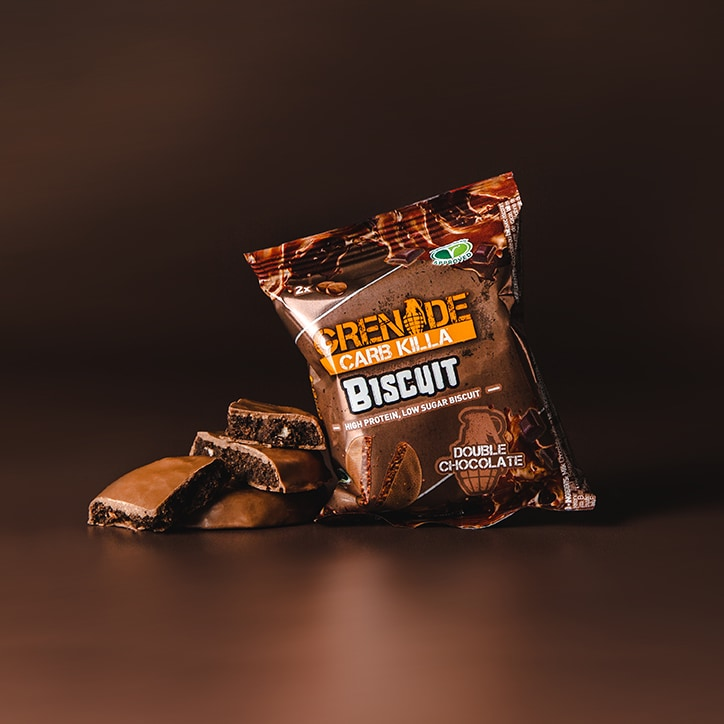 Grenade Carb Killa Biscuit Double Chocolate