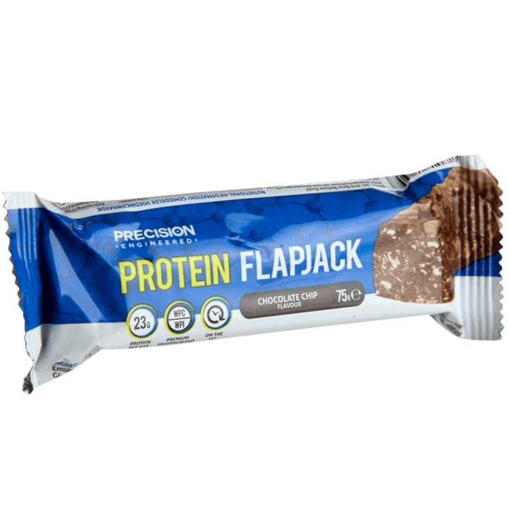 Precision Engineered Protein Chocolate Chip Flapjack