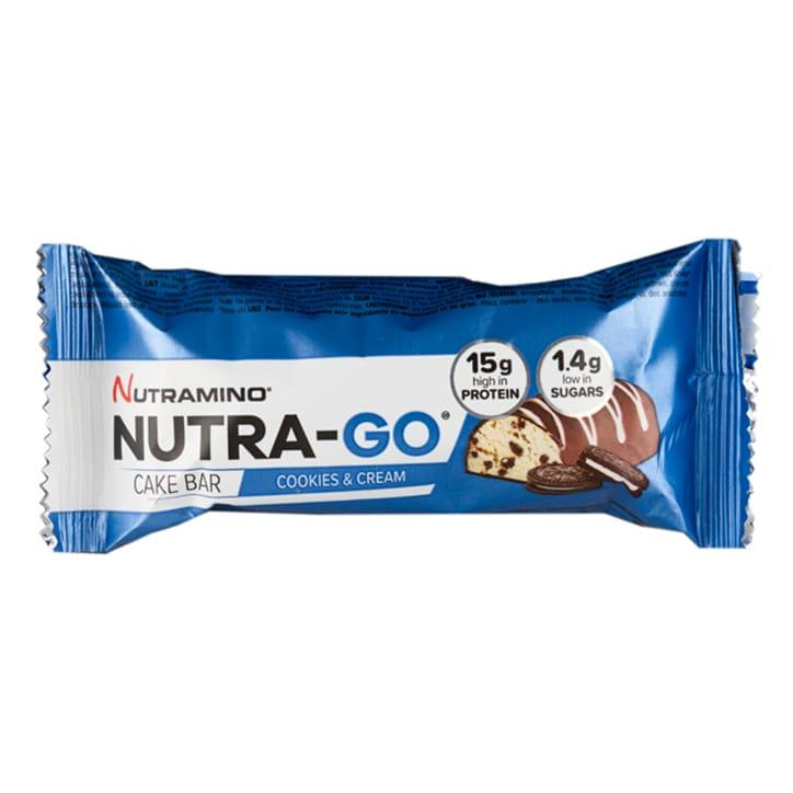 Nutramino Nutra-Go Cake Bar Cookies and Cream 57g