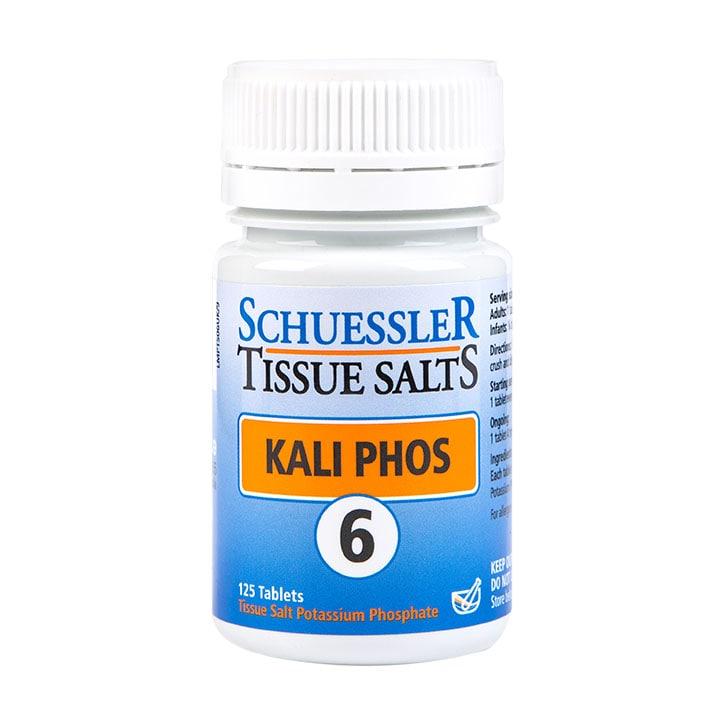 Schuessler Tissue Salts Kali Phos 6