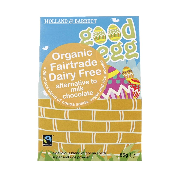 Holland & Barrett Dairy Free Egg 85g
