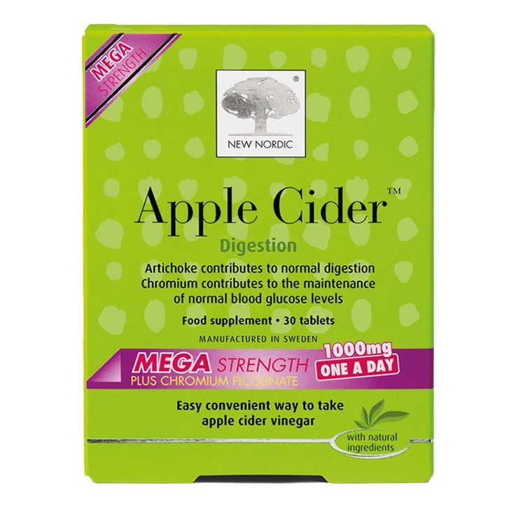 New Nordic Apple Cider Mega Tablets
