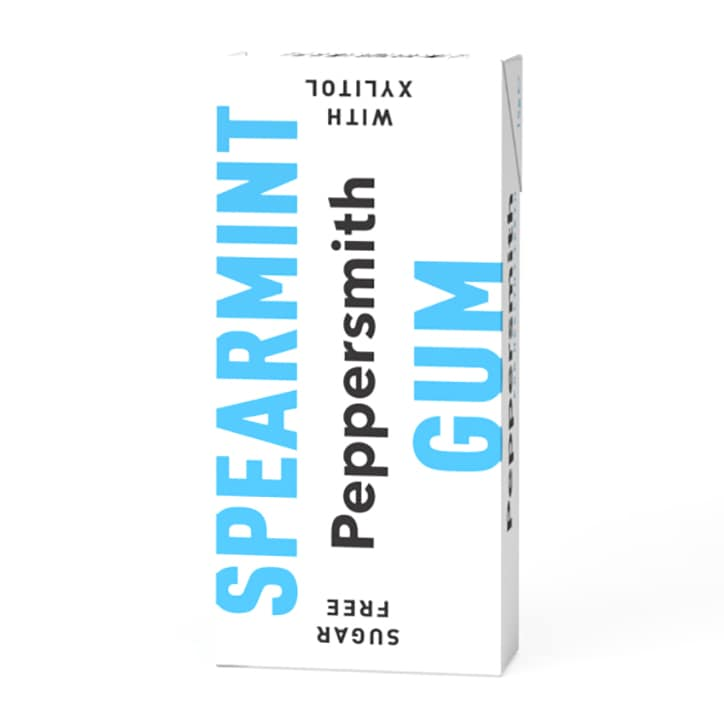 Peppersmith Spearmint Chewing Gum
