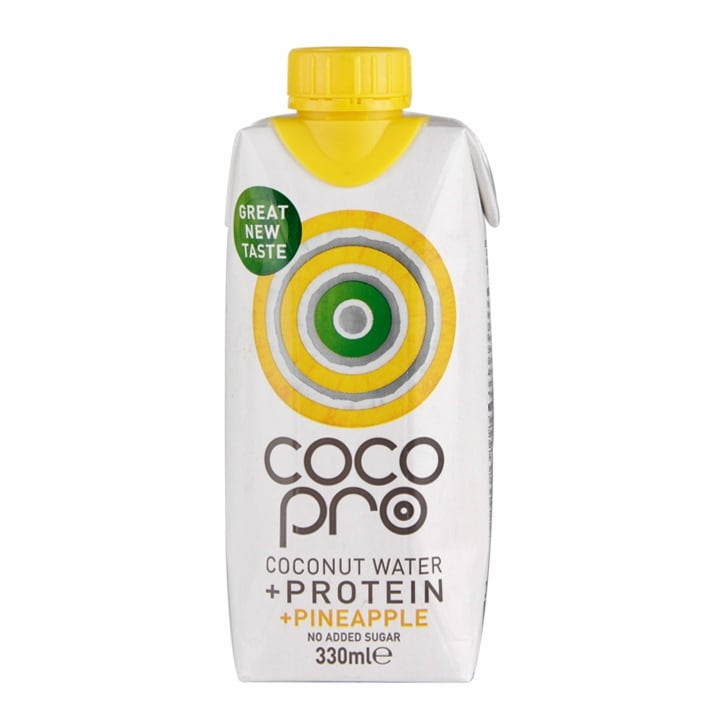 CocoPro High Protein Coconut Water with Pineapple