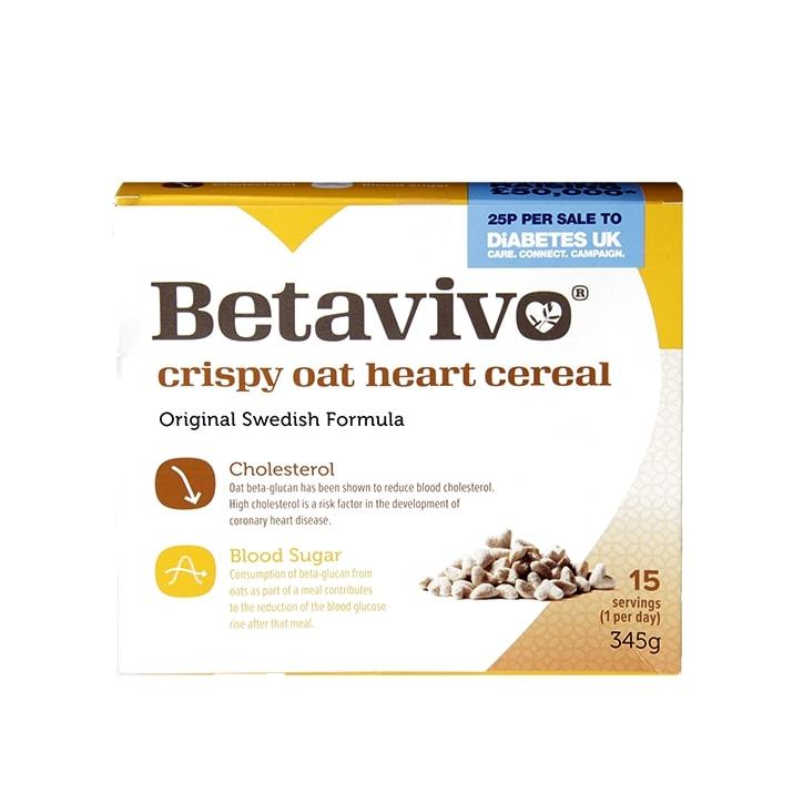 Betavivo Crispy Oat Heart Cereal