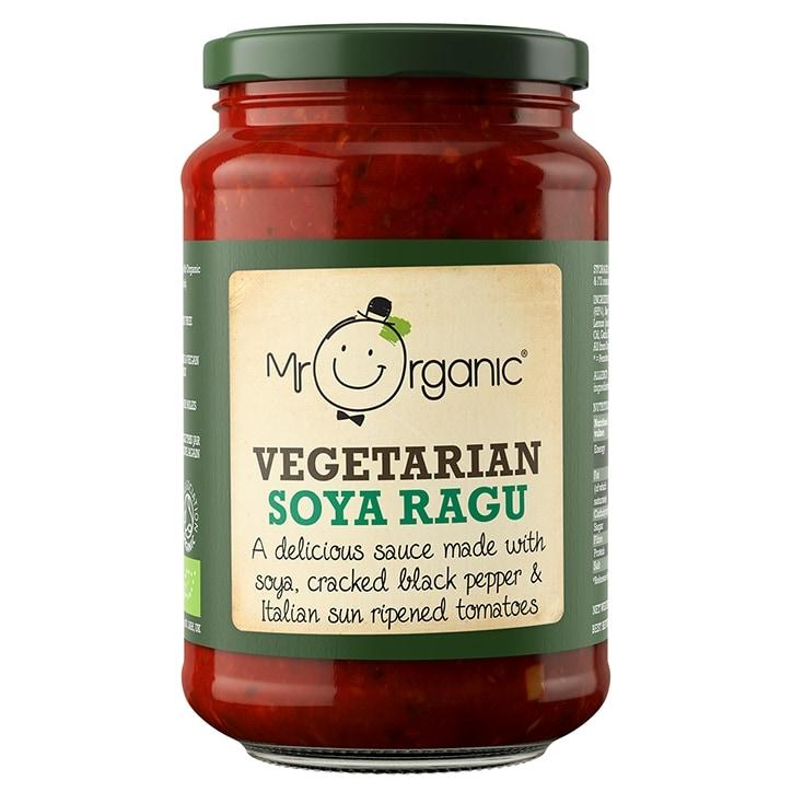 Mr Organic Vegetarian Soya Ragu