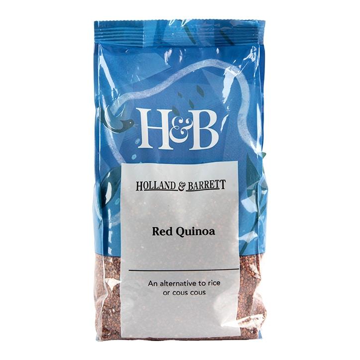 Holland & Barrett Red Quinoa 500g