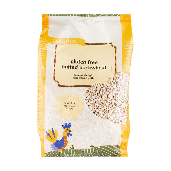 Holland & Barrett Puffed Buckwheat 200g