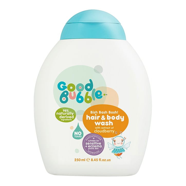 Good Bubble Cloudberry Hair & Body Wash