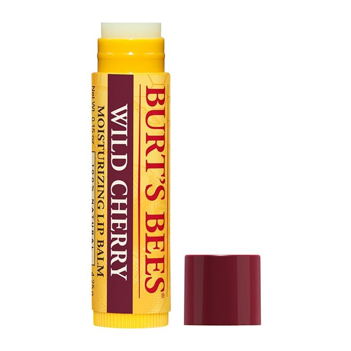 Burt's Bees Wild Cherry Lip Balm 4.25g
