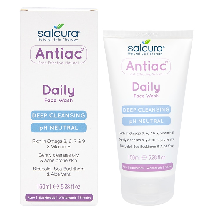 Antiac Daily Face Wash 150ml