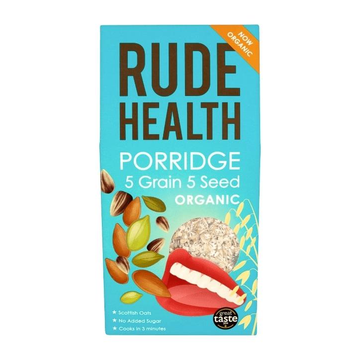Rude Health 5 Grain 5 Seed Organic Porridge 500g