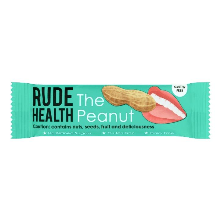 Rude Health Peanut Bar 35g