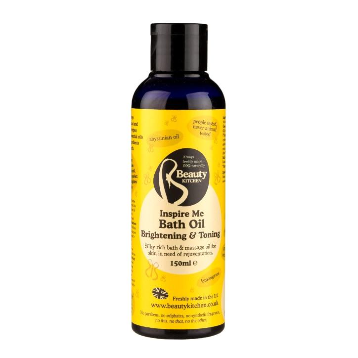 Beauty Kitchen Inspire Me Brightening & Toning Bath Oil 150ml