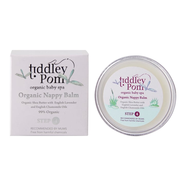 Tiddley Pom Organic Nappy Balm 50ml