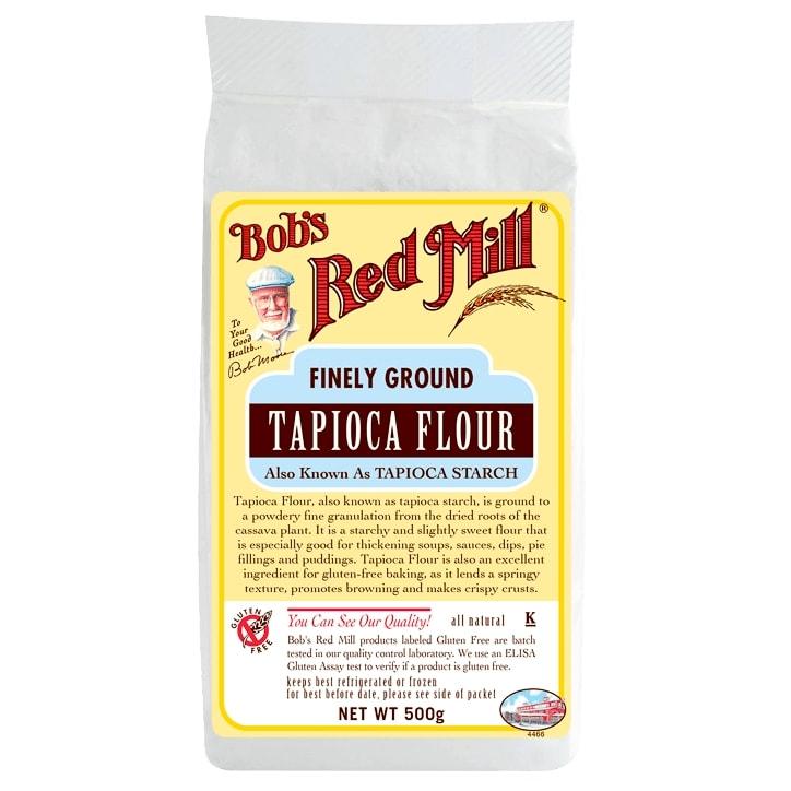 Bobs Red Mill Gluten Free Tapioca Flour 500g
