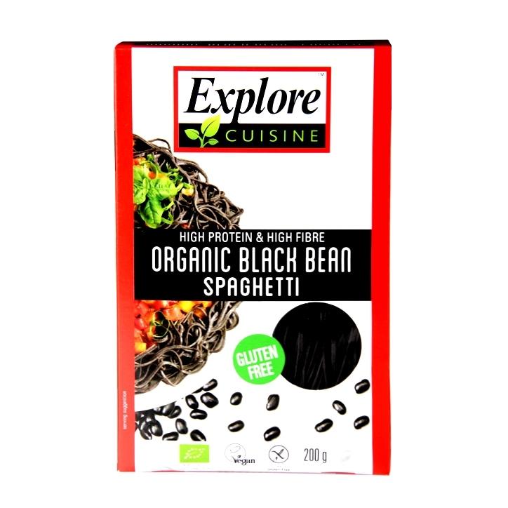 Explore Cuisine Organic Gluten Free Black Bean Spaghetti