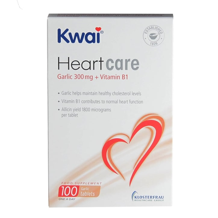 Kwai Heartcare One-a-Day 100 Tablets