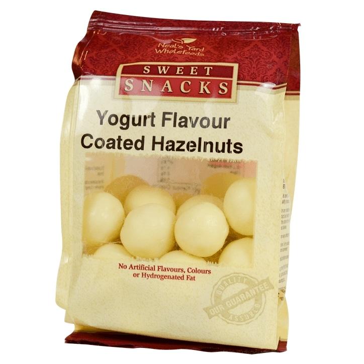 Neals Yard Wholefoods Snack Yogurt Hazelnuts