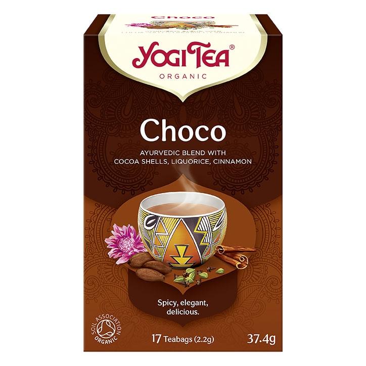 Yogi Tea Organic Choco 17 Tea Bags