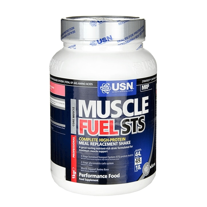 USN Muscle Fuel STS Powder Strawberry