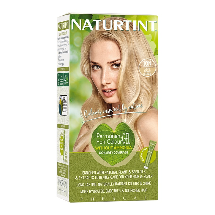 Naturtint Permanent Hair Colour 10N (Light Dawn Blonde)