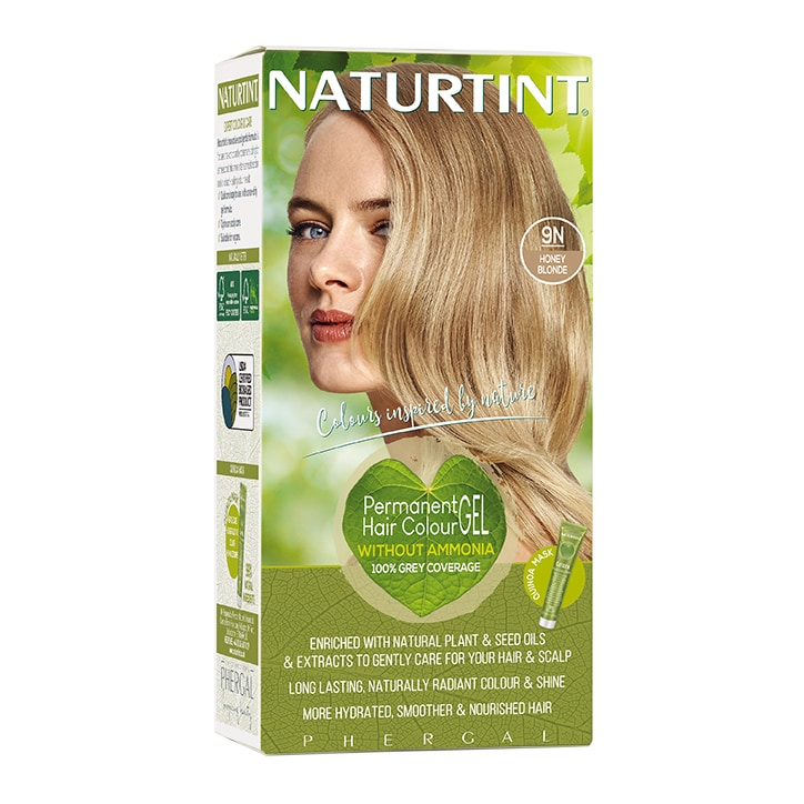 Naturtint Permanent Hair Colour 9N (Honey Blonde)