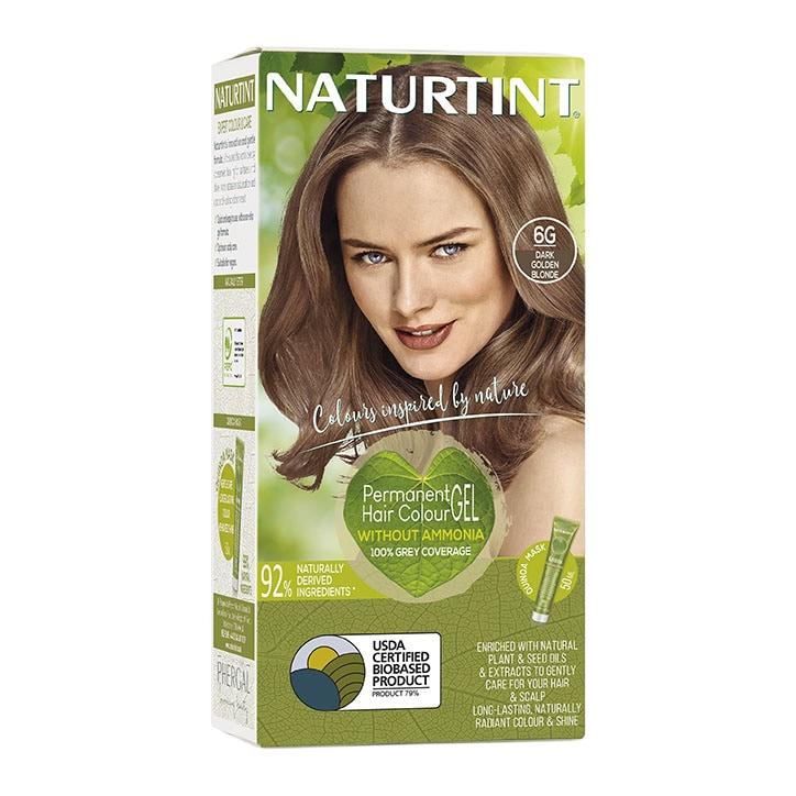 Naturtint Permanent Hair Colour 6G (Dark Golden Blonde)