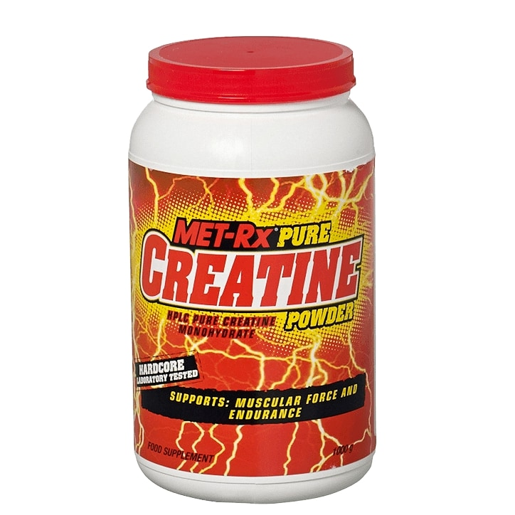 Met-Rx Pure Creatine Powder