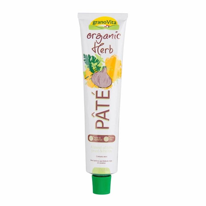 Granovita Ready Spready Pate Herb 200g