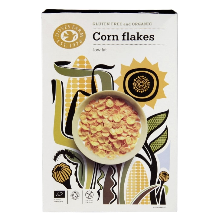 Doves Farm Gluten Free Corn Flakes 375g