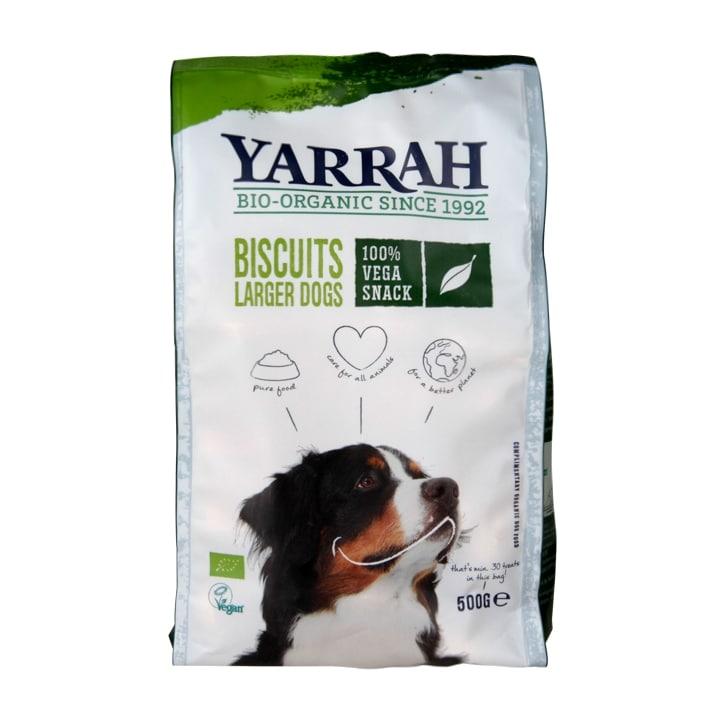 Yarrah Organic Vegan Dog Biscuits