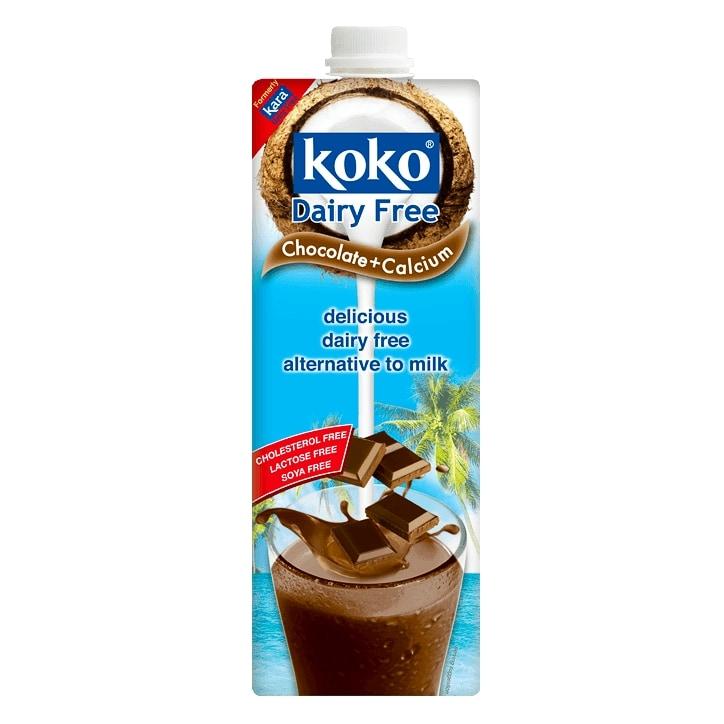 Koko Dairy Free Alternative to Milk Chocolate 1 Litre